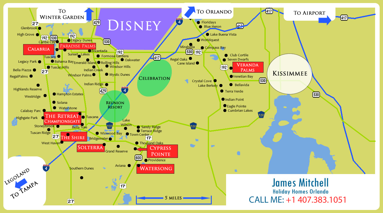 holiday homes in orlando for sale investment properties